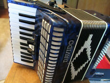 Accordion,Davido,48 bass,musette tuning,MM,very good condition,plays great