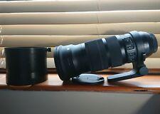 Sigma  120-300mm DG OS HSM Sport f/2.8 Lens Canon fit.