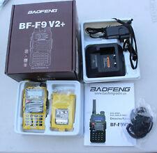 Baofeng BF-F9 V2+Dual Band FM Transceiver Ham Radio Unused NIOB V2