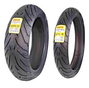 180//55-17 73W Pirelli DIABLO SPORT CAGIVA V RAPTOR 1000 XTRA 1000 Rear Tyre NEW