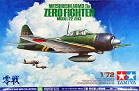 Tamiya 60785 Mitsubishi A6M3/3a Zero Fighter Model 22 (Zeke) 1/72 scale kit