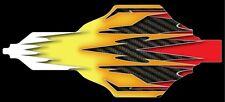 Custom Team Durango DEX210 +8mm chassis skin. TD 2wd buggy wrap DIMEC Type B