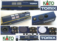 Tomix 6425 EX 6421 Wagon for Cleaning Tracks Powered With Vacuum Cleaner