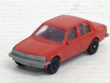 Opel Rekord in rot, ohne OVP, Fleischmann, 1:87