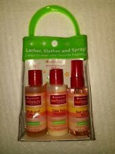 """""""American Girl""""-Lather, Slather & Spray!/3 Ways to wear your favorite fragrance!"""
