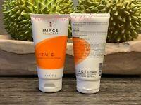 (1) I IMAGE Vital C Hydrating Enzyme Masque Mask 2 oz (57g) New+Bonus🎁Exp 1/20