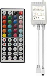 IR Control 44Key Box Fernbedienung DC 12V 6A RGB LED Controller Remote Steuerung