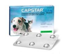 Capstar Anti-puces Chiens 6 Comprimés 11.4 MG - Chat et Chien (-11kgs)