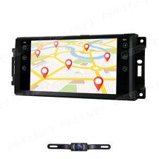 "Android 10.0 7"" Car Stereo Radio GPS Navi Wifi Head Unit For Jeep Dodge Chrysler"