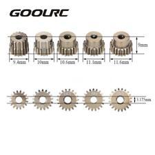 GoolRC 48DP 3.175 mm 16Z 17t 18t 19Z 20t Motor Ritzel fr 1/10 RC Auto motor I4N7