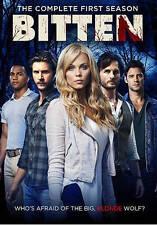 Bitten: The Complete First Season 1 (DVD, 2014, 4-Disc Set) New