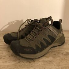 KEEN Footwear Size 9 HIKING Ankle Boots Shoes Ladies Gray Purple