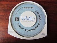 CAROL VORDERMAN'S SUDOKU                 -----   pour  PSP  // UMD