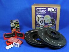 Disc Brake Pad and Rotor Kit-Turbo Front EBC Brake S4KF1415 fits 1993 Toyota MR2
