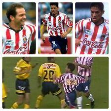 Atletica club deportivo guadalajara chivas 98-99 soccer futbol jersey medium