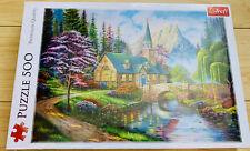 500 Pieces Educational Jigsaw Puzzle Animal Landscape Adult Puzzles Kids Toy UK