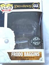 Funko Pop Vinyl:Lord of The Rings-Frodo Baggins (Invisible) Exclusive BRAND NEW!