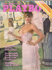 PLAYBOY MAY 1976 Carol Christie Patricia McClain Abbie Hoffman Barbara Parkins