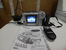 Sharp Vl-Ah130U Hi8 Hi 8 8mm Video8 Camcorder Vcr Player