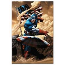 MARVEL Comics Limited Edition Marvel Adventures (4) Numbered Canvas Art