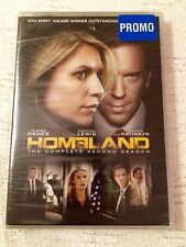 Homeland: The Complete Second Season 1 ONE (DVD) - BRAND NEW