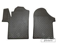 Kit 2 Tappeti Tappetini in gomma specifici X Mercedes Vito / Classe V W447 2014>