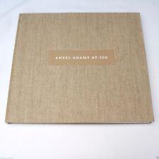 Ansel Adams At 100 First Edition Hardback 2001 MOMA USA