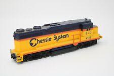 Ho Scale B&O 4125 Locomotive Chessie System Bachman Hong Kong