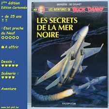 Buck Danny, 45, Le secret de la mer n, Bergèse, De Douhet, Dupuis, EO, 1994 EN C