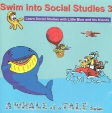 Swim Into Social Studies 3: Whale Tale Series PC MAC CD math science skills game
