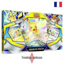 Pokémon - Coffret Collection Spéciale : Pikachu-GX et Evoli-GX