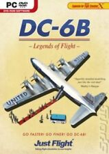DC-6B: Legends of Flight (PC) VideoGames ***NEW***