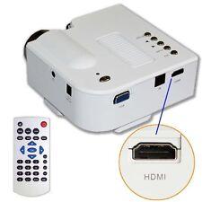 Laptop Portable Projector Presentation Sales Mini Hd LED PC Video New