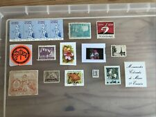 Cinderella Stamps Unchecked