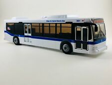 "NYC New York MTA Subway City Bus 1:43 Scale Model Car Toy Collectible 11"" Inches"