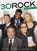 30 Rock - Season 7 (The Final Season) (Boxset) New DVD