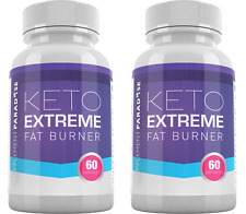 KETO EXTREME FAT BURNER 120 CAPSULES - 2 MONTH SUPPLY