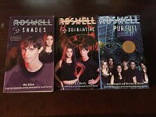 Roswell Shades-Quarantine-Pursuit Books