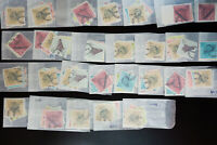 Lundy 1962 Anti Malaria Stamp Set Collection 1000 Items