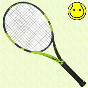 "Babolat Pure Aero Lite Tennis Racquet - Strung - 4"" even Grip"