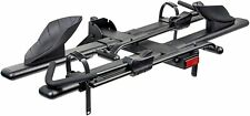 Hitch Mount 2-Bike Rack Bicycle Carrier - Front Clamping, Platform Style