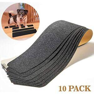 Non-Slip Carpet Stair Treads, Outdoor Skid Step Tape, PET Black Anti-Slip Safety