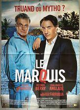 Affiche LE MARQUIS Dominique Farrugia FRANCK DUBOSC Richard Berry 120x160cm *