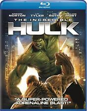 The Incredible Hulk [Bluray], New, Free Shipping