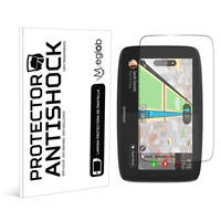 Screen protector Anti-shock Anti-scratch Anti-Shatter Clear TomTom GO 620