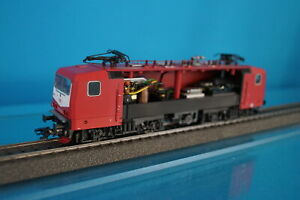 Marklin 3442.001 DR (DDR) Electric Locomotive br 212 New Red OPEN VERSION