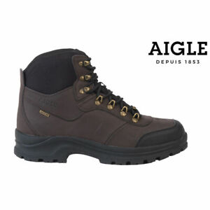 Aigle Abond MTD Boots Leather Waterproof Country Hunting Shooting walking