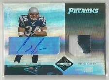 2004 LEAF LIMITED SPOTLIGHT PHENOMS CEDRIC COBBS RC AUTO 2 COLOR PATCH 10/15!!