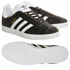 0682d165774 Adidas Originals Gazelle Trainers Men s Retro Style Suede Leather Lace Up  Shoes