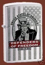 Defenders Of Freedom Zippo Lighter (24185)
